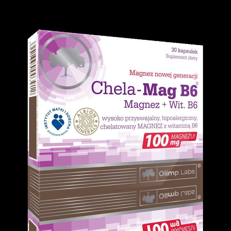 Chela-Mag B6 30 kaps OLIMP