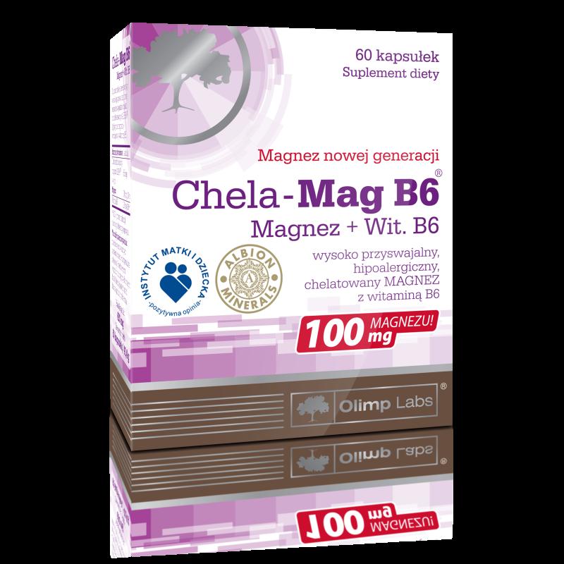 Chela-Mag B6 60 kaps OLIMP