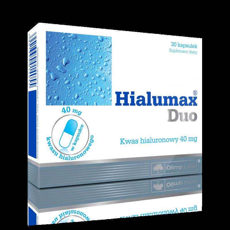 Hialumax Duo (kwas hialuronowy) 30 kaps OLIMP