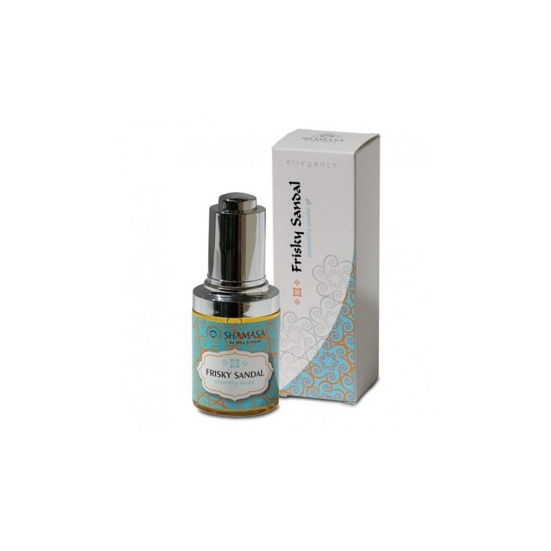 Swawolny sandał olejek do masażu (zamiennik perfum) 30ml SHAMASA