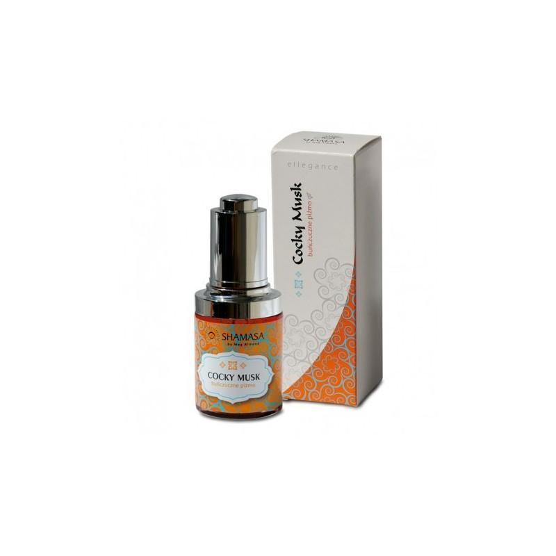Buńczuczne piżmo olejek do masażu (zamiennik perfum) 30ml SHAMASA