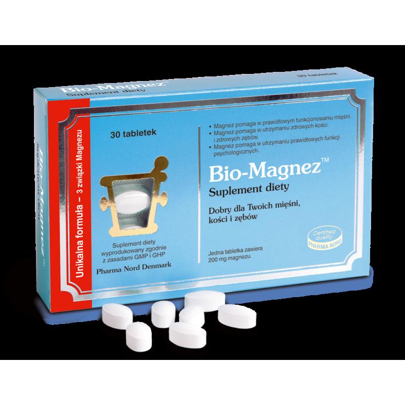 Bio-Magnez 30 tabl PHARMA NORD