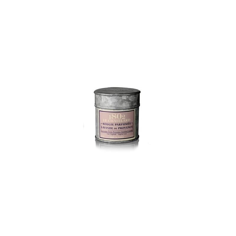 Świeca zapachowa Lawenda 100g LE CHATELARD