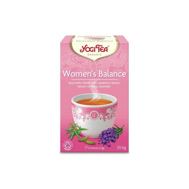 Dla kobiety - równowaga YOGI TEA