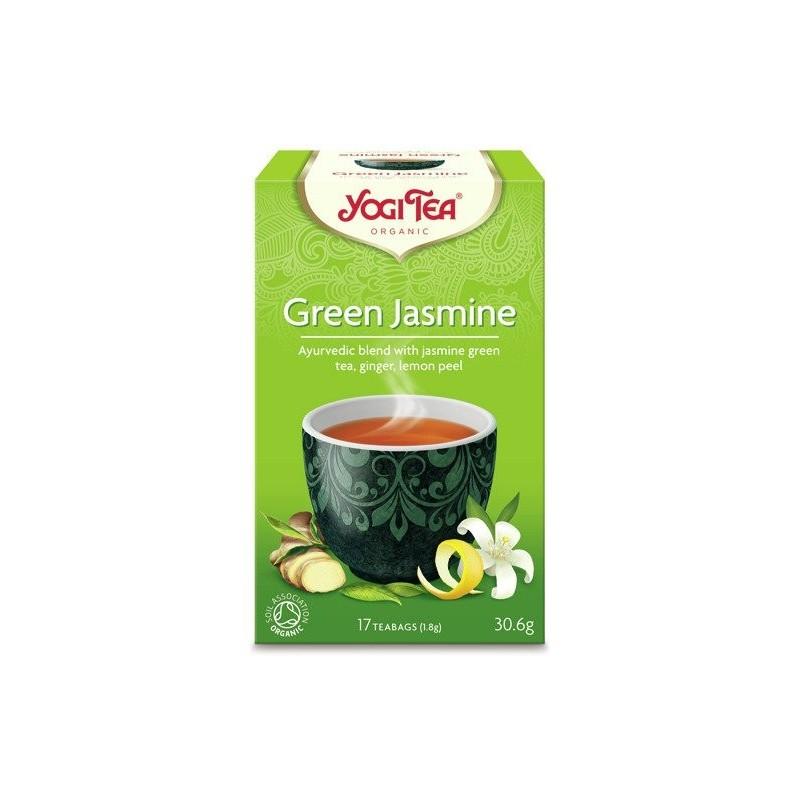 Zielona jaśminowa YOGI TEA