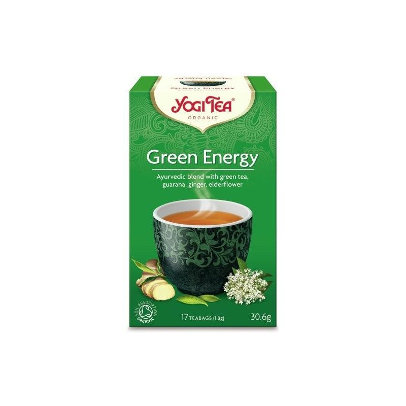 Zielona energia YOGI TEA