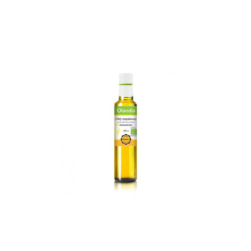 Eko olej rzepakowy 250ml OLANDIA