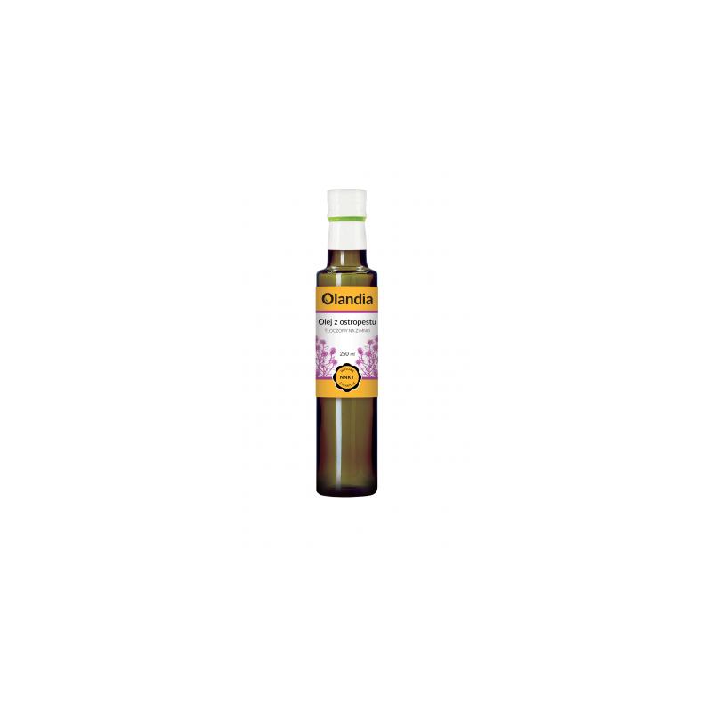 Olej z ostropestu zimnotłoczony 250ml OLANDIA