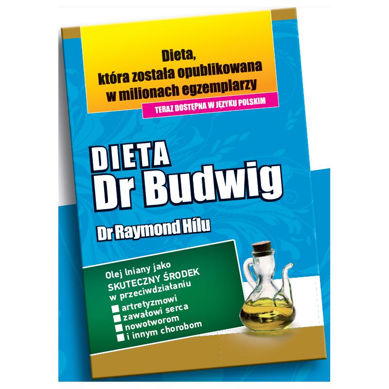 Książka Dieta Dr Budwig