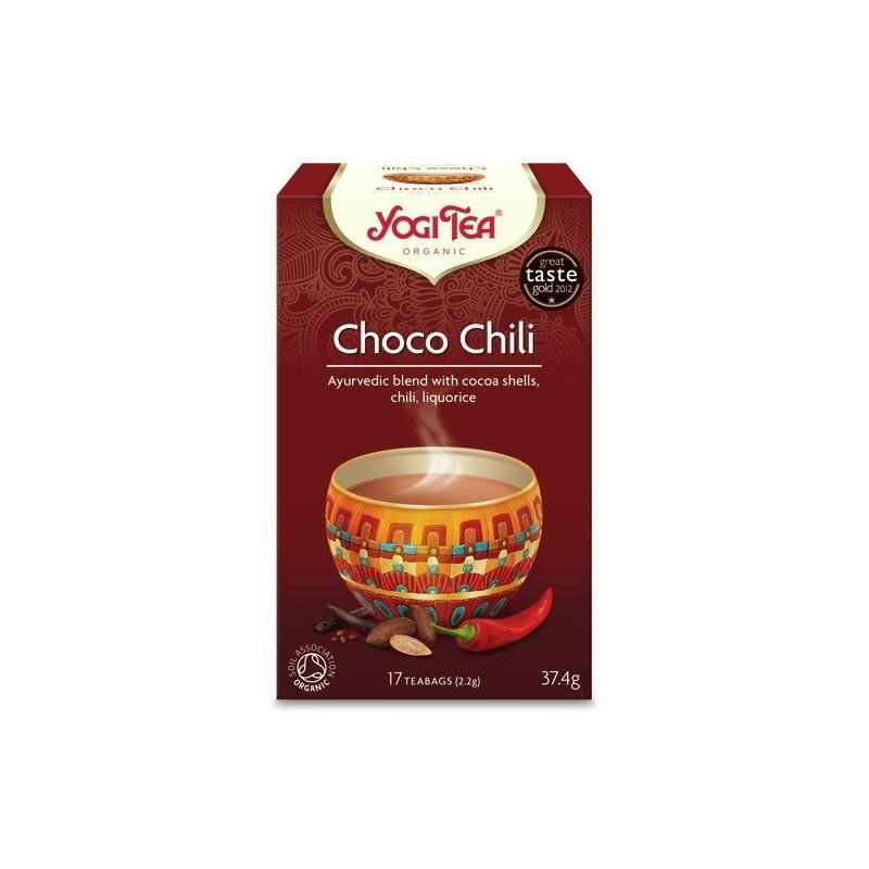 Czekoladowa chili bio YOGI TEA