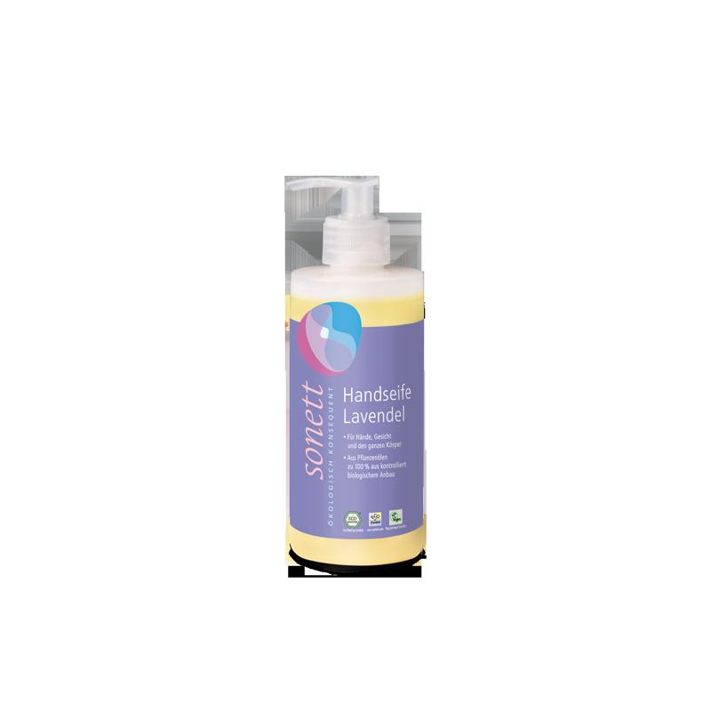 Mydło w płynie LAWENDA 300 ml SONETT