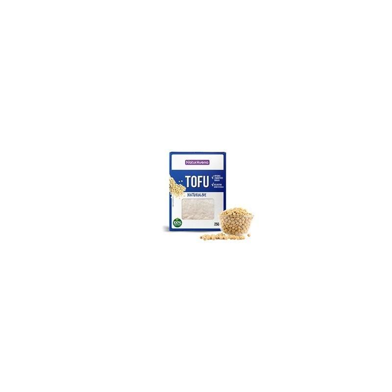 Tofu naturalne kostka 250 g NATURAVENA