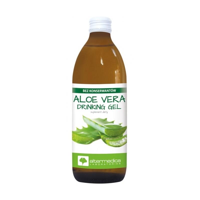Aloe vera drinking gel 500 ml ALTER MEDICA