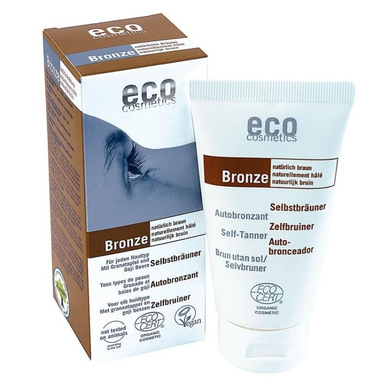Bronze - samoopalacz eko 75ml ECO COSMETICS