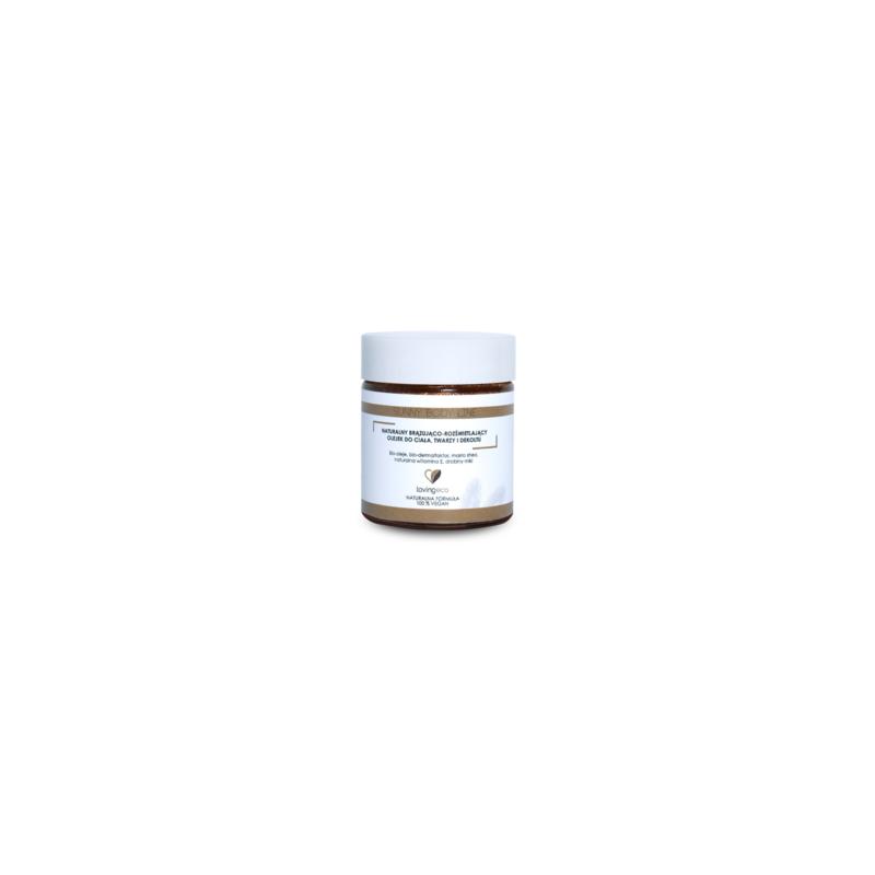 Brązująco-rozświetlający olejek do ciała, twarzy i dekoltu 30ml LOVING ECO
