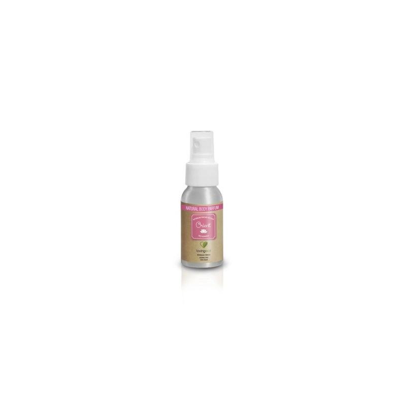 Naturalne perfumy do ciała orient 50ml LOVING ECO