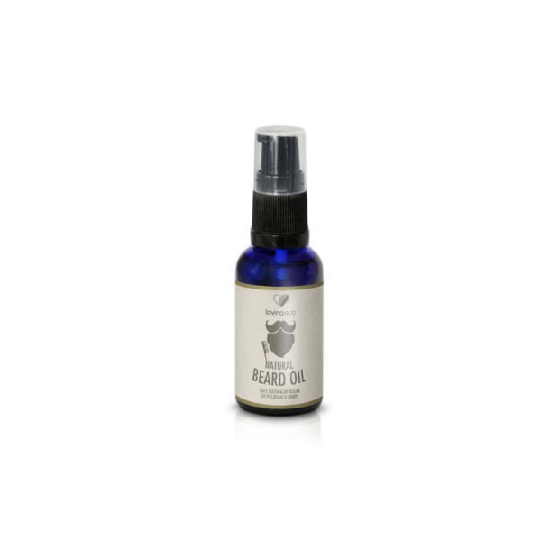 Naturalny olejek do pielęgnacji brody 30ml LOVING ECO
