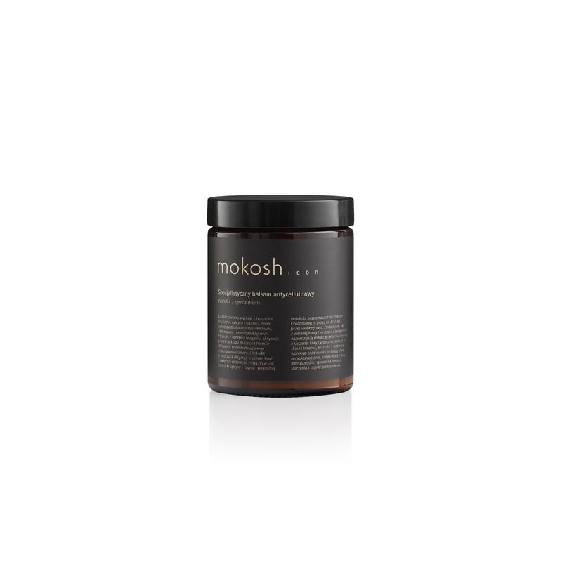 Specjalistyczny balsam antycellulitowy walinia z tymiankiem 180ml MOKOSH