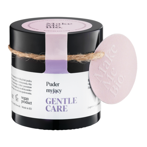Gentle Care - Puder Myjący 60ml Make Me Bio
