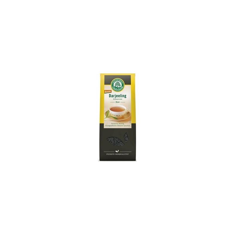 Herbata czarna Darjeeling Liściasta demeter BIO 100g - LEBENSBAUM