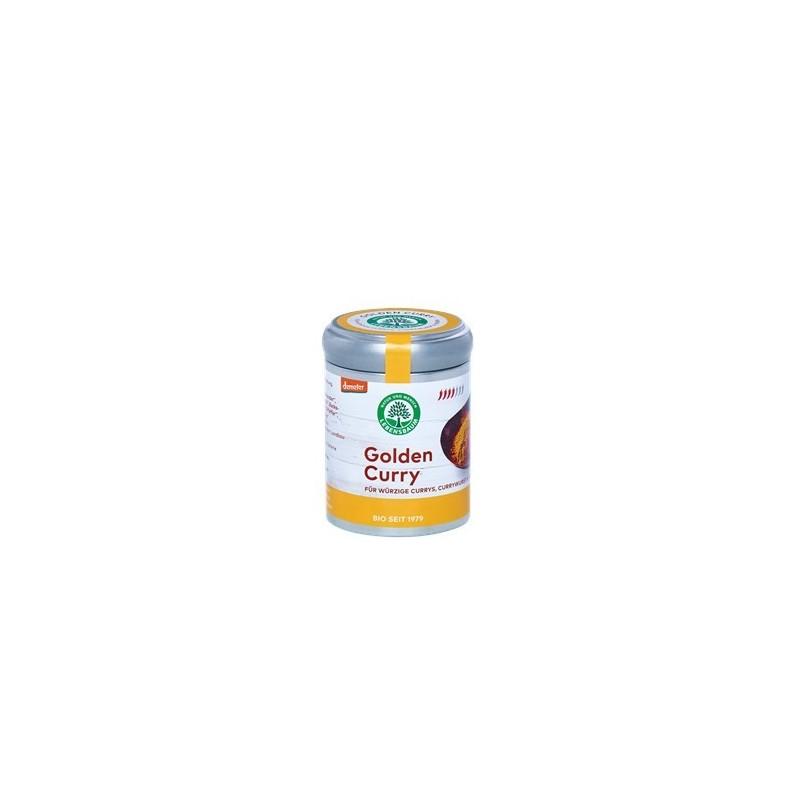 Przyprawa curry złote demeter BIO 55g - LEBENSBAUM
