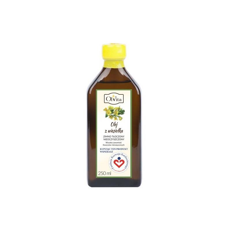 Olej z wiesiołka 250ml OLVITA