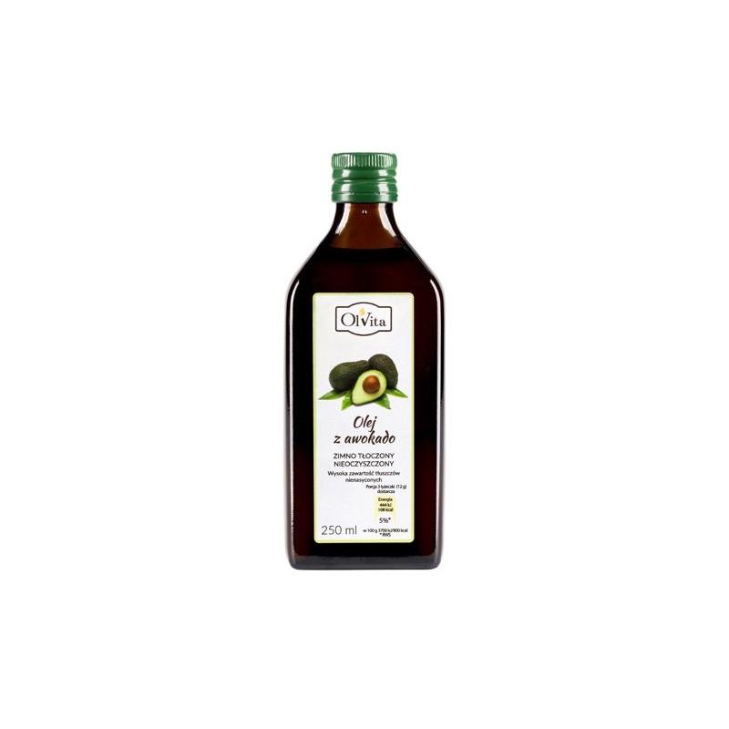 Olej z awokado 250ml OLVITA