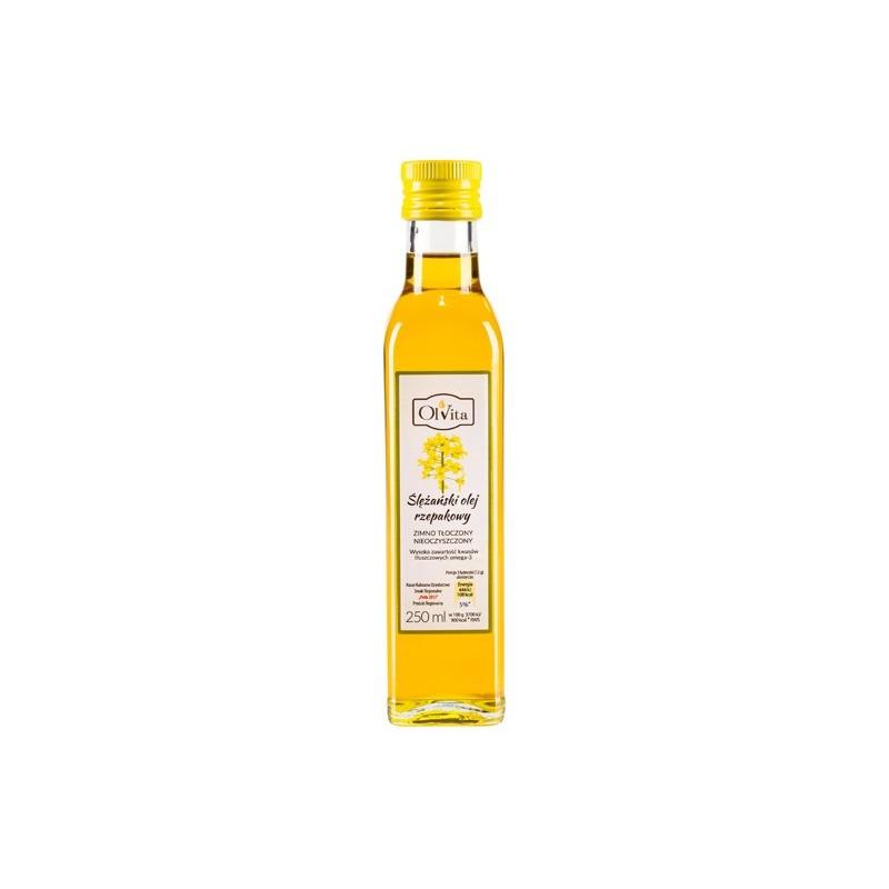 Olej rzepakowy 250ml OLVITA