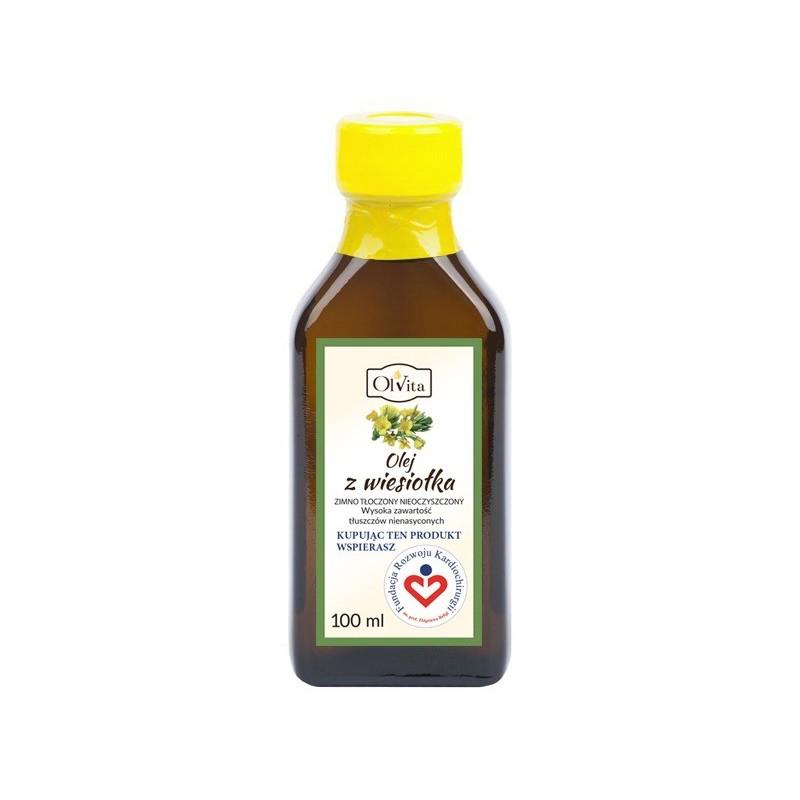 Olej z wiesiołka 100ml OLVITA