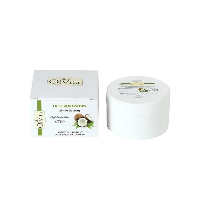 Kosmetyczny olej kokosowy 100ml OLVITA