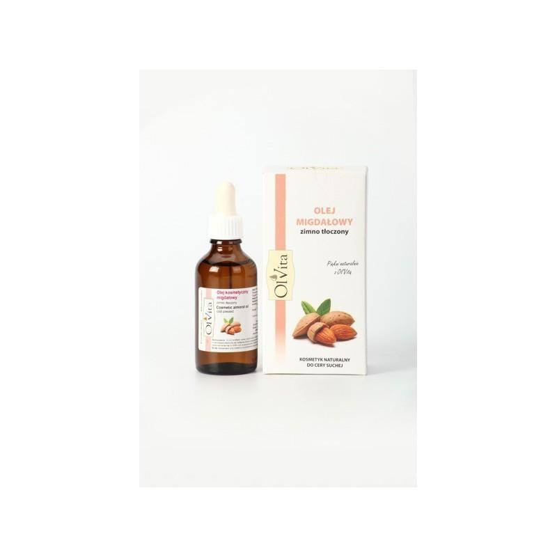 Kosmetyczny olej migdałowy 50ml OLVITA