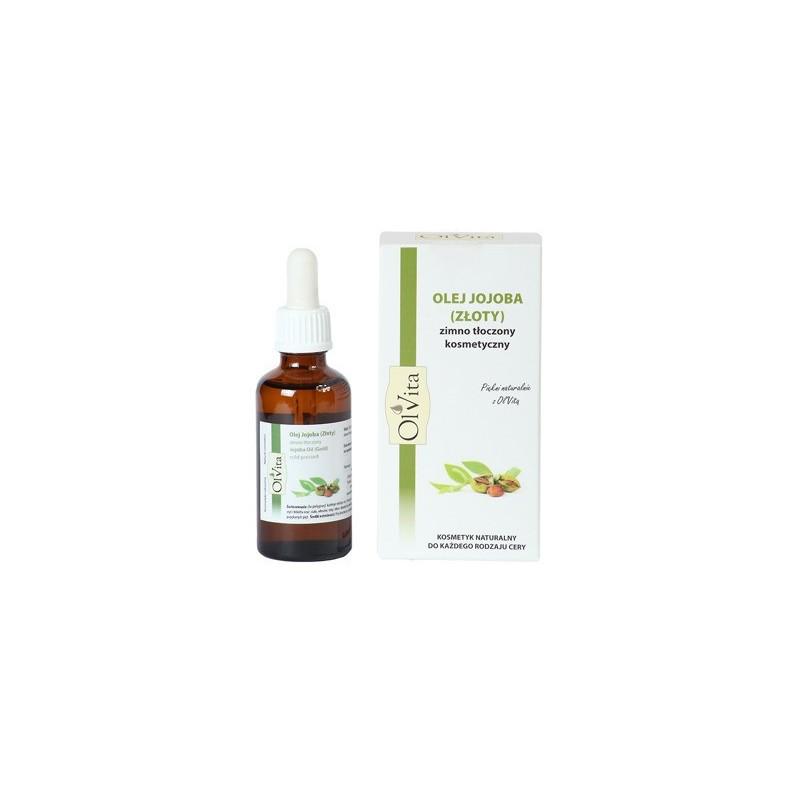 Kosmetyczny olej jojoba 50ml OLVITA