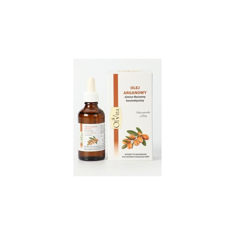 Kosmetyczny olej arganowy 50ml OLVITA