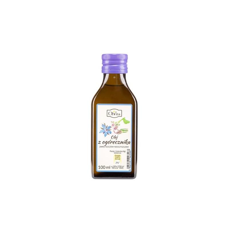 Olej z ogórecznika 100 ml OLVITA
