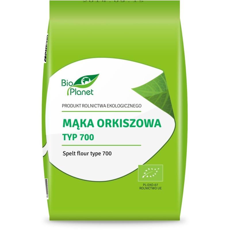 Mąka orkiszowa typ 700 BIO 1 kg - BIO PLANET
