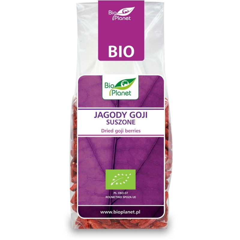 Jagody goji bio 100g BIO PLANET