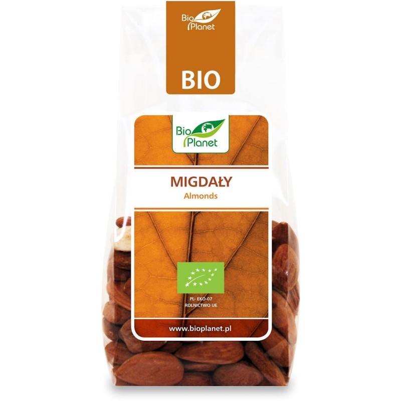 Migdały bio 100g BIO PLANET
