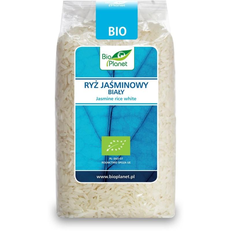 Ryż jaśminowy biały bio 500g BIO PLANET