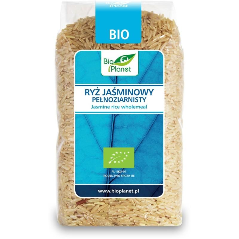 Ryż jaśminowy pełnoziarnisty bio 500g BIO PLANET