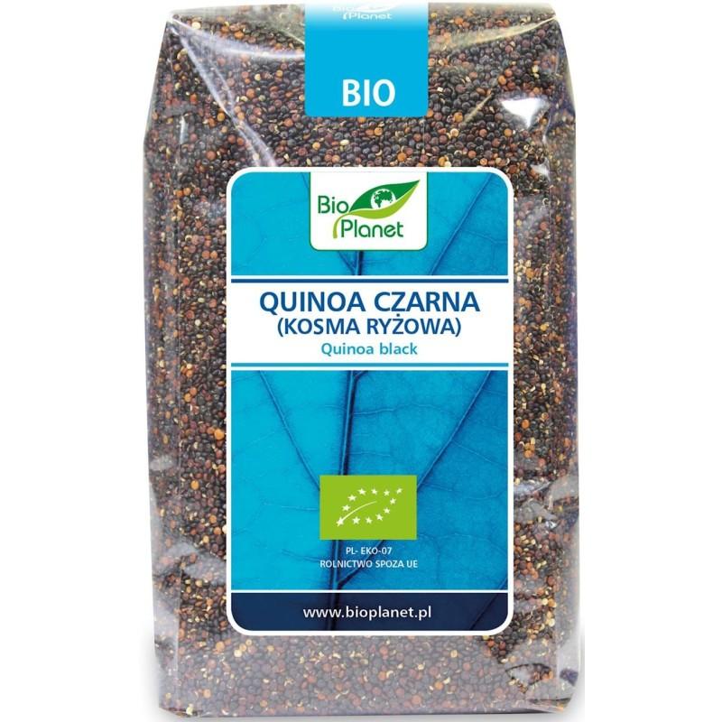 Quinoa czarna komosa ryżowa bio 500g BIO PLANET