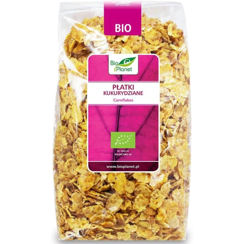 Płatki kukurydziane bio 300g BIO PLANET