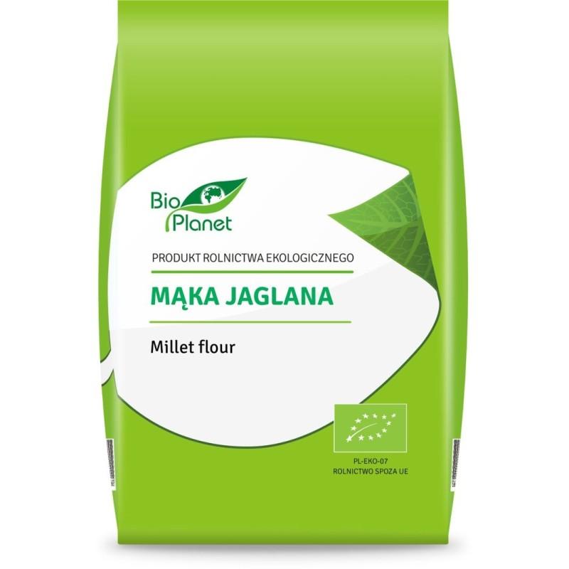 Mąka jaglana BIO 500g BIO PLANET